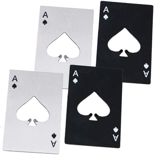 Goood Poker Card Bottle Openers