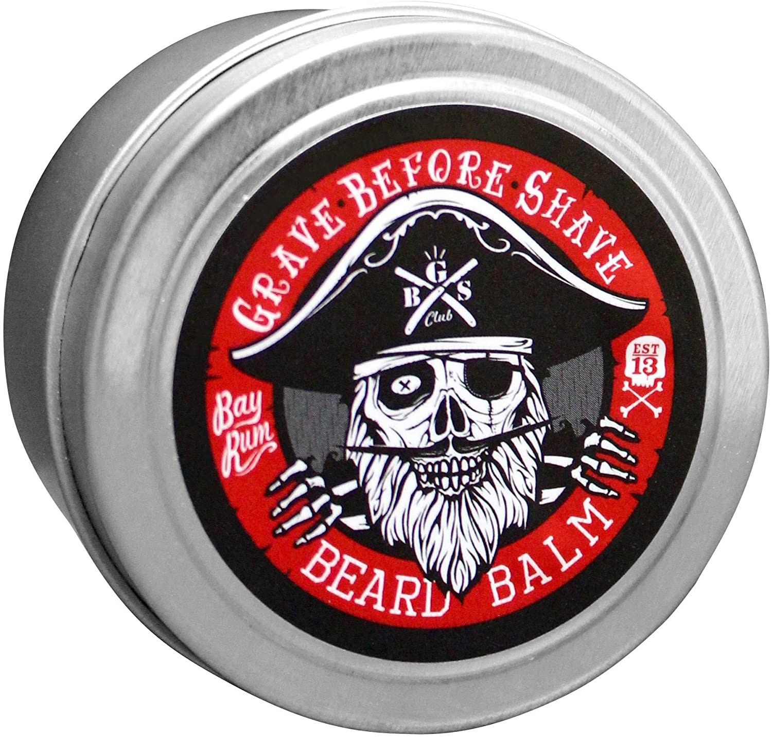 best beard balm - grave before shave