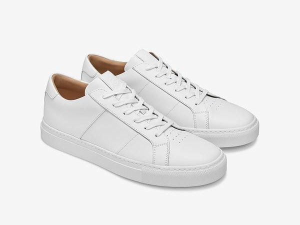 best white sneakers - Greats Royale
