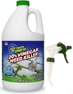 Green gobbler weed killer