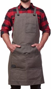 heavy duty apron