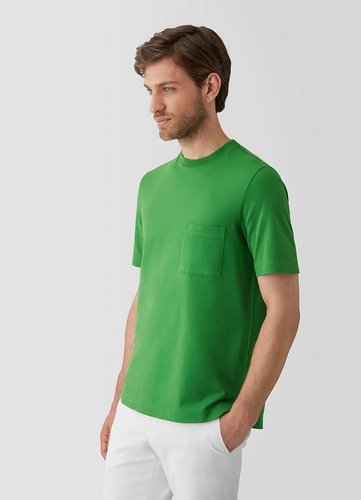 H by Hermes green t-shirt
