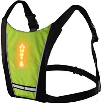 LED Turn Signal Vest