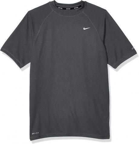Nike men's swim shirt