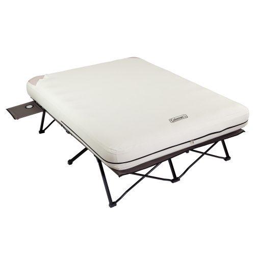 best camping cots - Coleman Air Mattress Cot