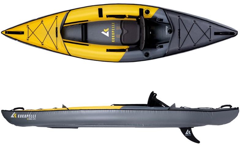 Kokopelli Packraft Moki-Lite Inflatable Kayak