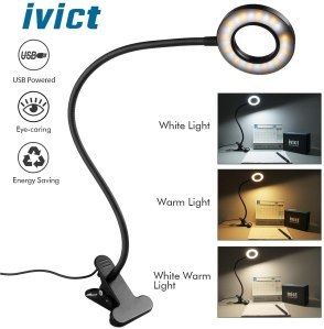 iVict Clip-On Light