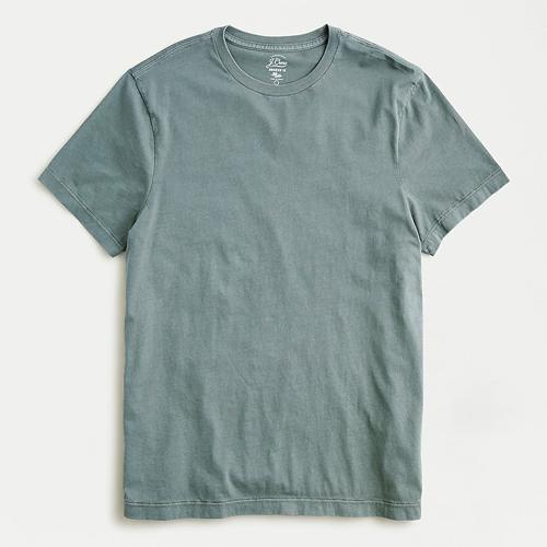 j.crew broken in t-shirts
