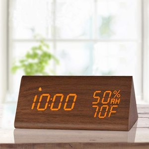 Jall Digital Alarm Clock