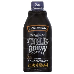 best cold brew coffee java house
