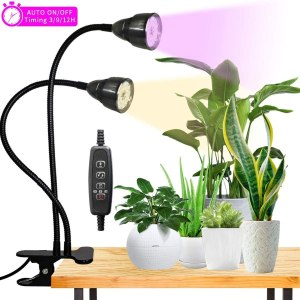 Juhefa LED grow light, how to take care of plants