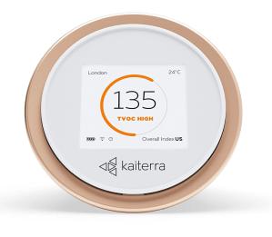 air quality monitor kaiterra