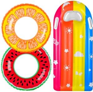 balnore Kids Pool Float 3-Pack, best pool floats