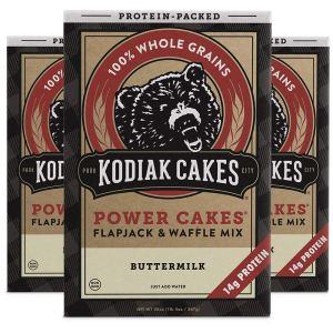 Kodiak Cakes Protein Pancake Power Cakes