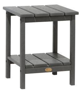 all weather dquare side table