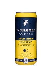 what is nitro cold brew? la colombe