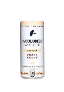 best cold brew coffee la colombe vanilla