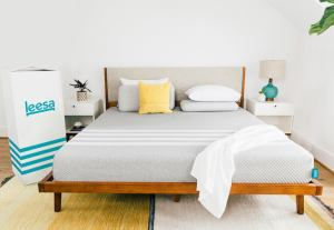 Leesa original mattress, best fourth of july mattress sales