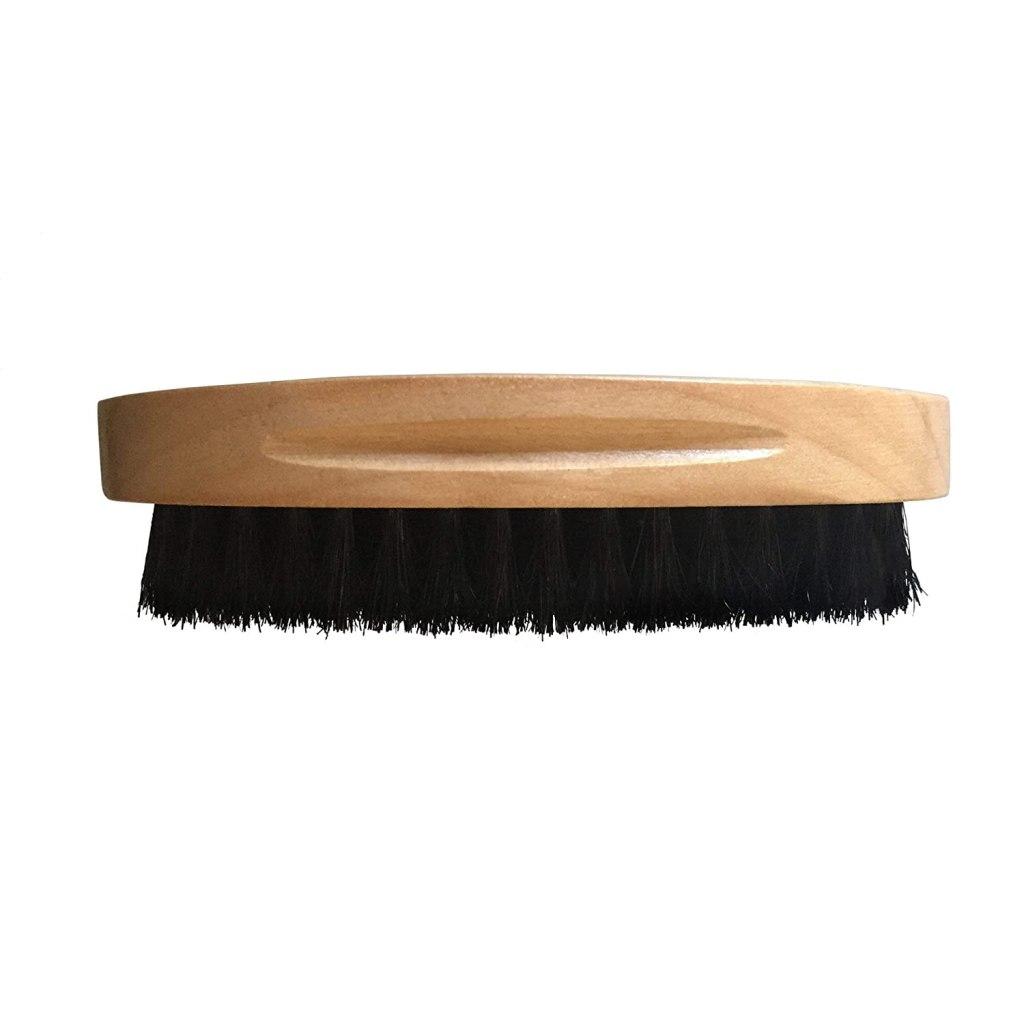 Live Bearded wooden beard comb and brush for men