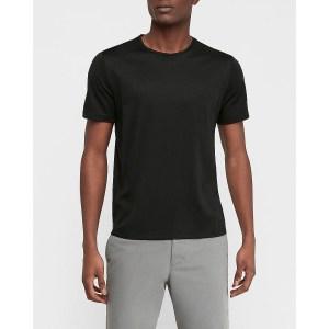 Express Luxe Comfort Knit T-Shirt