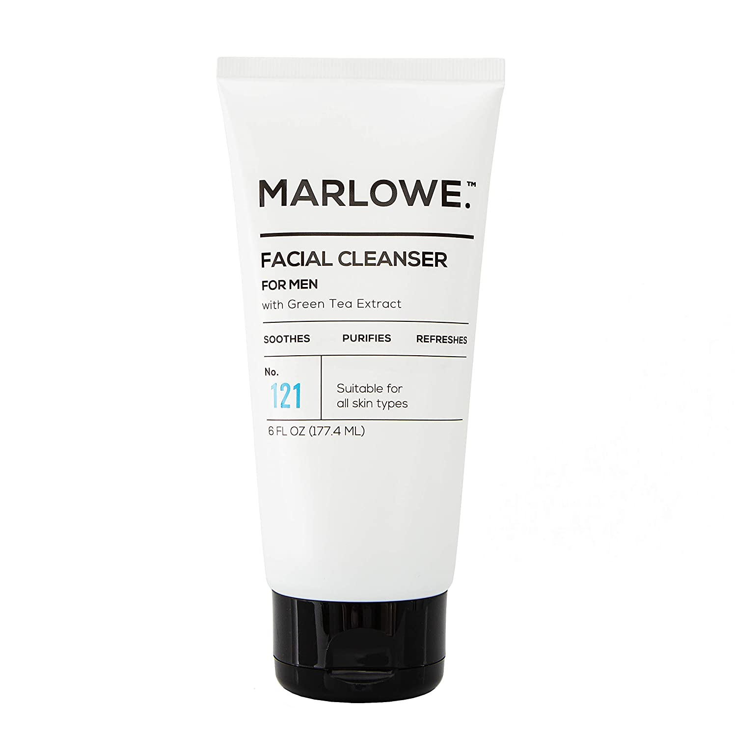 Marlowe no 121 facial cleanser for men face wash
