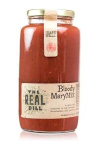 best bloody mary mix real dill