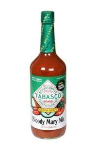 best bloody mary mix tabasco