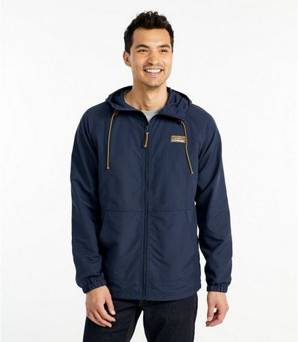 LL Bean Men's Mountain Classic windbreaker jacket