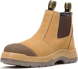 mens steel toe work boots