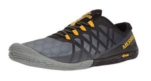 merrell trail running shoe, toe running shoes