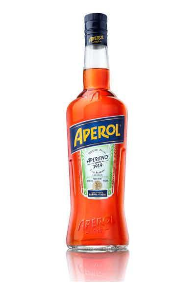 best liqueurs aperol