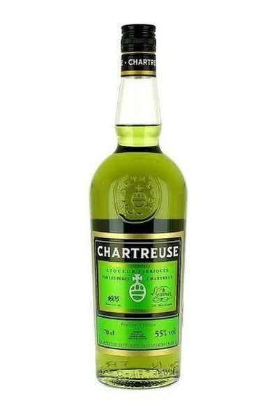 best liqueurs Chartreuse Green Liqueur