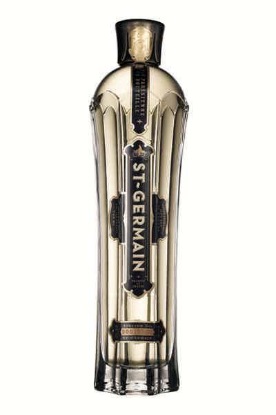best liqueurs St-Germain Elderflower Liqueur