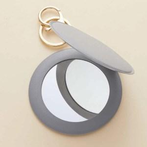Mirror Charm Keychain