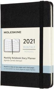 moleskin planner, best productivity planner