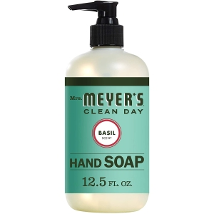 mrs. meyer's hand soap, hand sanitizers