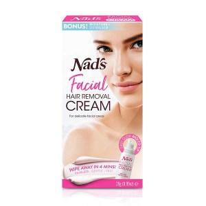 Nad's Facial Hair Removal Cream