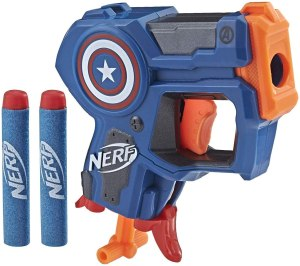 best nerf guns microshots captain america