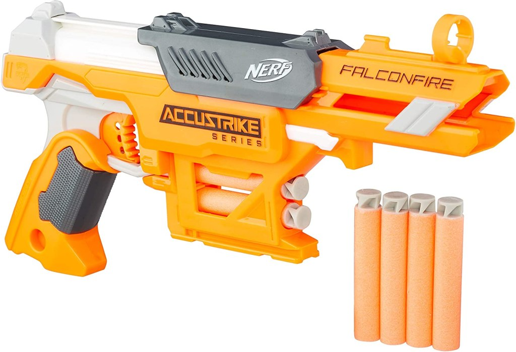best nerf guns accustrike falconfire