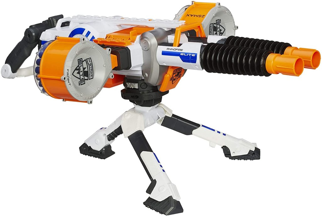 best nerf guns rhino fire