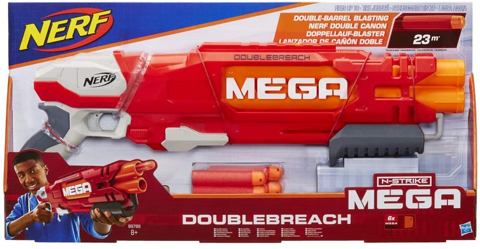 best nerf guns doublebreach