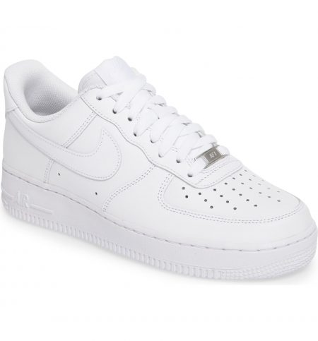 best white sneakers - Nike-Air-Force-1-07-Sneaker