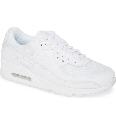 best white sneakers - Nike Air Max 90 Sneaker