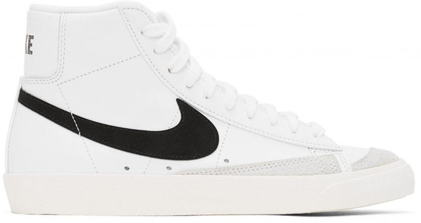 best white sneakers - Nike-Blazer-Mid-77