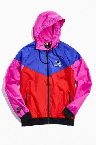 Nike colorblock hiker jacket