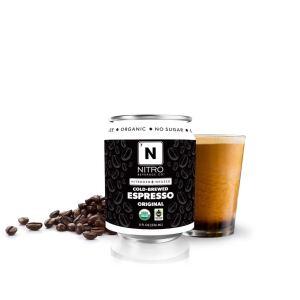 what is nitro cold brew? nitro beverage co