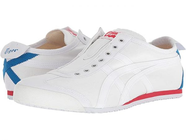 best white sneakers for men - Onitsuka Tiger Mexico-66 Slip-On