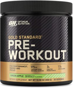 Optimum Nutrition Pre-Workout, what to eat before a workout