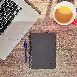 pursuit goal journal - best productivity planner and habit journal