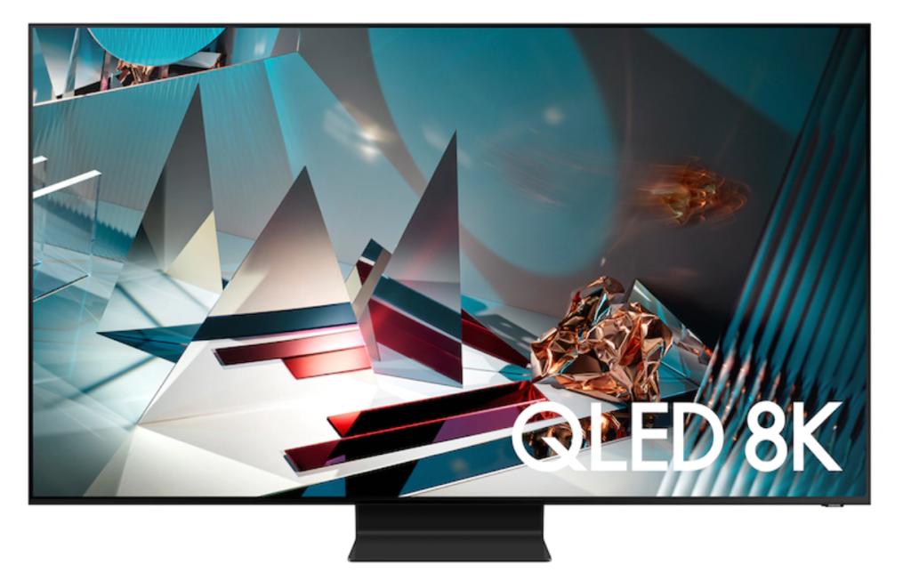 best samsung tv - Samsung Q800T QLED 8K TV (2020)